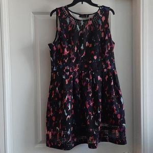 Apt 9 sleeveless dress with pockets